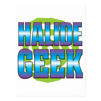Halide Geek v3 Post Cards