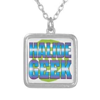 Halide Geek v3 Square Pendant Necklace