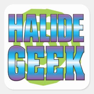 Halide Geek v3 Square Sticker
