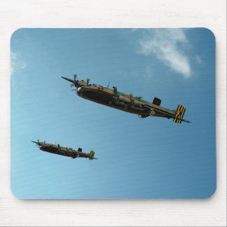 Halifax Bomber Mouse Mat