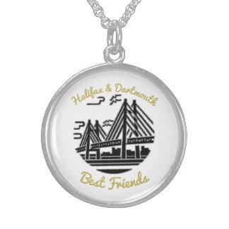 Halifax & Dartmouth Best friends buds Necklace