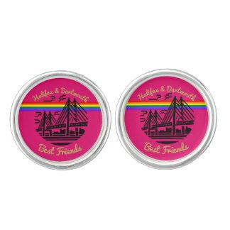 Halifax Dartmouth best friends N.S. cuff links