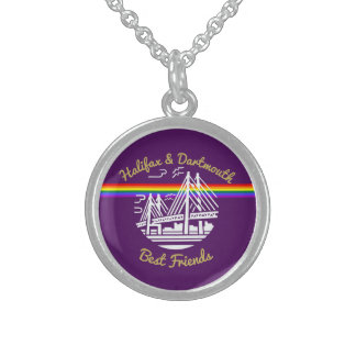 Halifax Dartmouth best friends N.S. necklace