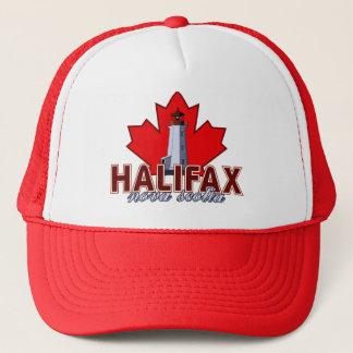 Halifax Lighthouse Trucker Hat