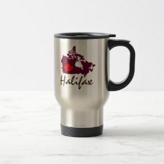 Halifax Nova Scotia custom Canada coffee cup mug