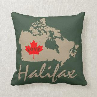Halifax Nova Scotia Customize Canada  pillow