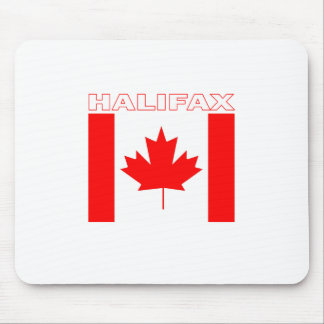 Halifax Nova Scotia Mouse Pad