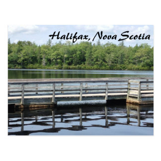 Halifax, Nova Scotia postcard