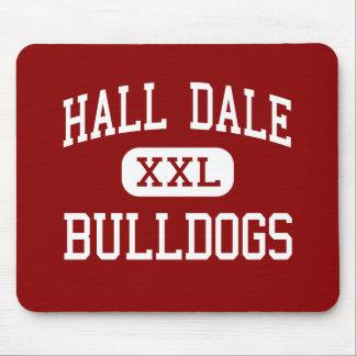 Hall Dale - Bulldogs - Middle - Farmingdale Maine Mouse Mat