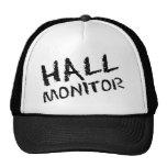 Hall Monitor Black Hat