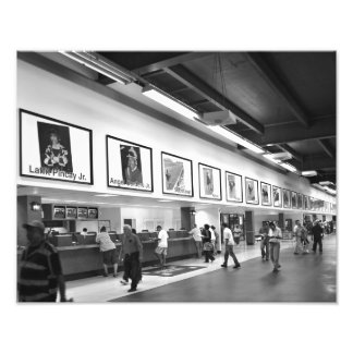 Hall of Fame Jockeys Art Photo