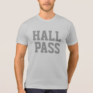 hall pass Funny hoodie design