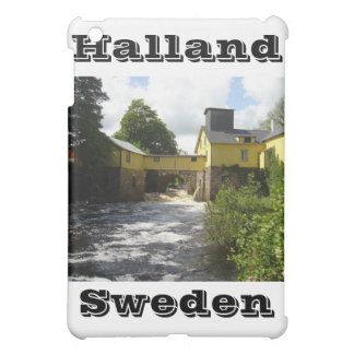 Halland Sweden iPad Mini Covers