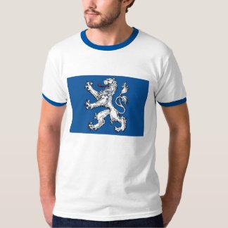 Hallands län flag t shirt