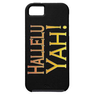 Hallelu Yah! (gold) iPhone 5 Cover