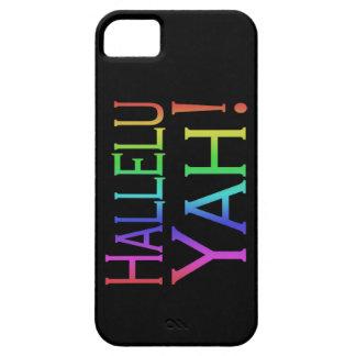 Hallelu Yah! (rainbow) iPhone 5 Covers