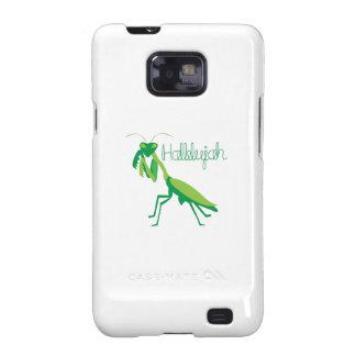 Hallelujah Samsung Galaxy SII Case