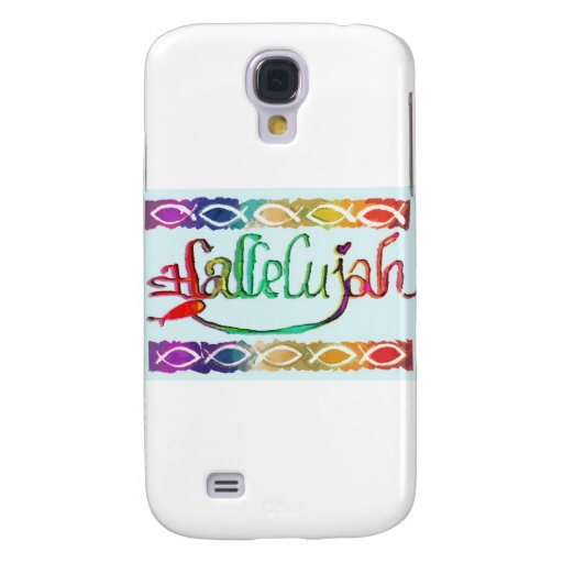 hallelujahFISH.jpg Galaxy S4 Cover