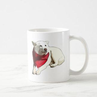 Halley Basic White Mug