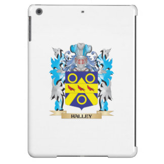Halley Coat of Arms - Family Crest iPad Air Cases