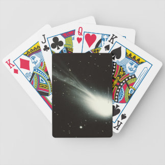 Halleys Comet Bicycle Playing Cards