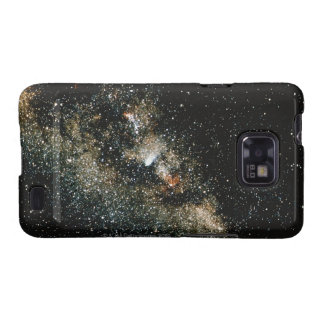 Halleys Comet  in the Milky Way Samsung Galaxy SII Covers