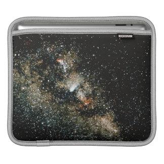 Halleys Comet  in the Milky Way iPad Sleeve