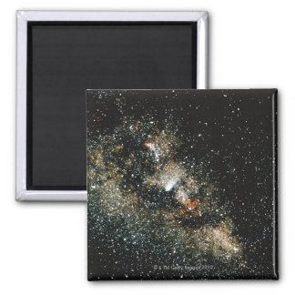 Halleys Comet  in the Milky Way Square Magnet