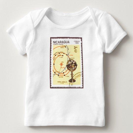 Halleys Comet Kids Clothes Baby T-Shirt