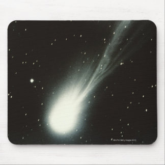 Halleys Comet Mouse Pad