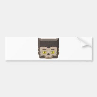 Hallow lyco bumper stickers