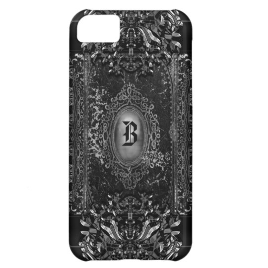 Hallow Shade Victorian Goth iPhone 5C Case