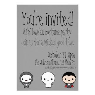 Hallowe en Invitation