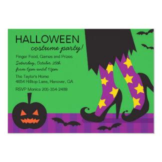 Hallowee Party Invitation
