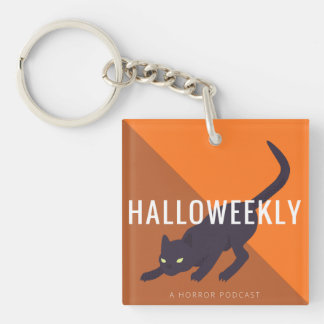 Halloweekly Keychain