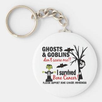 Halloween 1 Bone Cancer Survivor Keychain