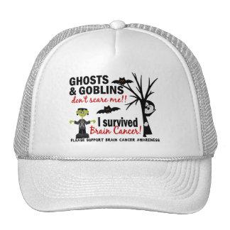 Halloween 1 Brain Cancer Survivor Mesh Hat
