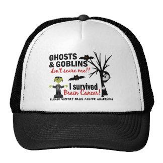 Halloween 1 Brain Cancer Survivor Trucker Hat