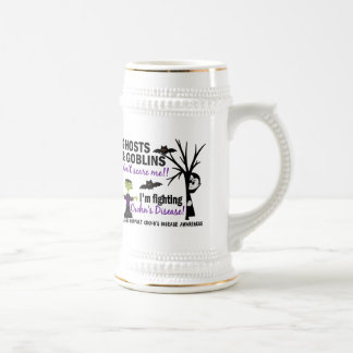Halloween 1 Crohn s Disease Warrior Coffee Mug