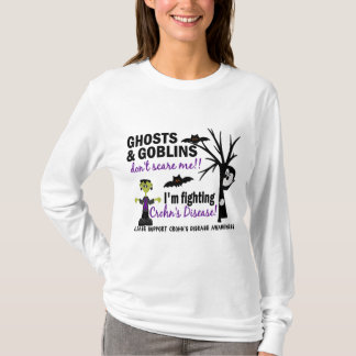 Halloween 1 Crohn's Disease Warrior T-Shirt
