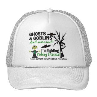 Halloween 1 Kidney Disease Warrior Mesh Hat