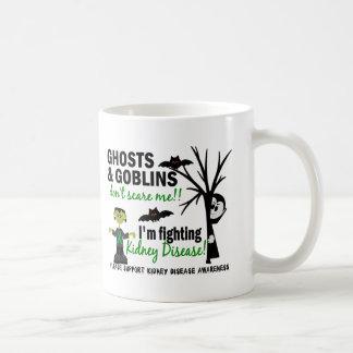 Halloween 1 Kidney Disease Warrior Coffee Mug