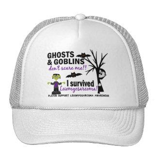 Halloween 1 Leiomyosarcoma Survivor Mesh Hat