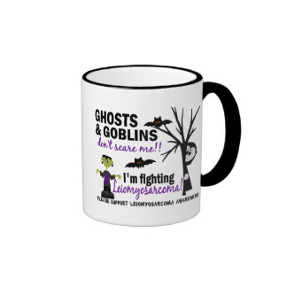 Halloween 1 Leiomyosarcoma Warrior Coffee Mugs
