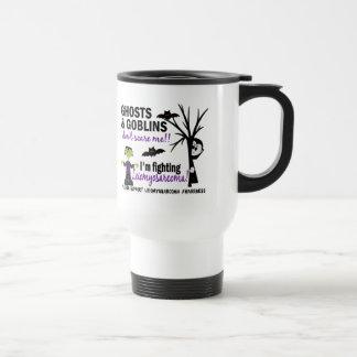 Halloween 1 Leiomyosarcoma Warrior Mugs