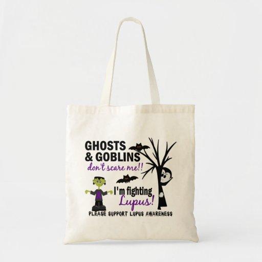 Halloween 1 Lupus Warrior Tote Bag