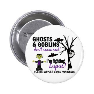 Halloween 1 Lupus Warrior Buttons