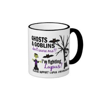 Halloween 1 Lupus Warrior Ringer Mug