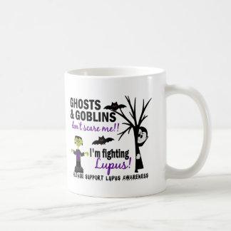 Halloween 1 Lupus Warrior Coffee Mugs