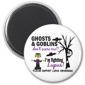 Halloween 1 Lupus Warrior Refrigerator Magnets